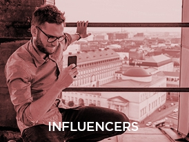Boost dit brand med influencers