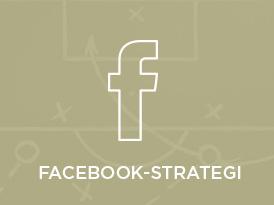 Facebook-strategi