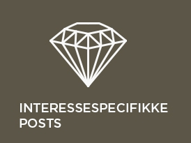Interessespecifikke posts