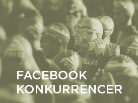 Facebook-konkurrencer