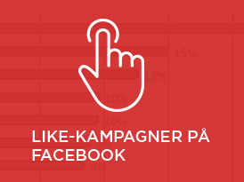 Like-kampagner på Facebook