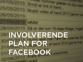 Involverende plan for Facebook