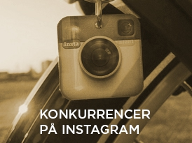 Konkurrencer på Instagram