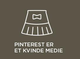 Pinterest er et kvindemedie