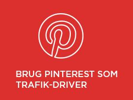 Brug Pinterest som trafik-driver til dit website