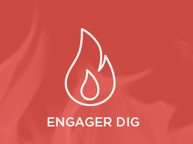 Engager dig