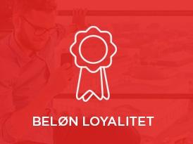 Værdsæt og beløn loyalitet og engagement