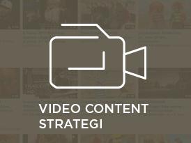 Video content strategi